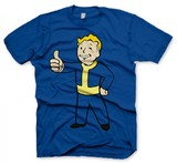 Fallout: Vault Boy Thumbs Up T-Shirt (Large)
