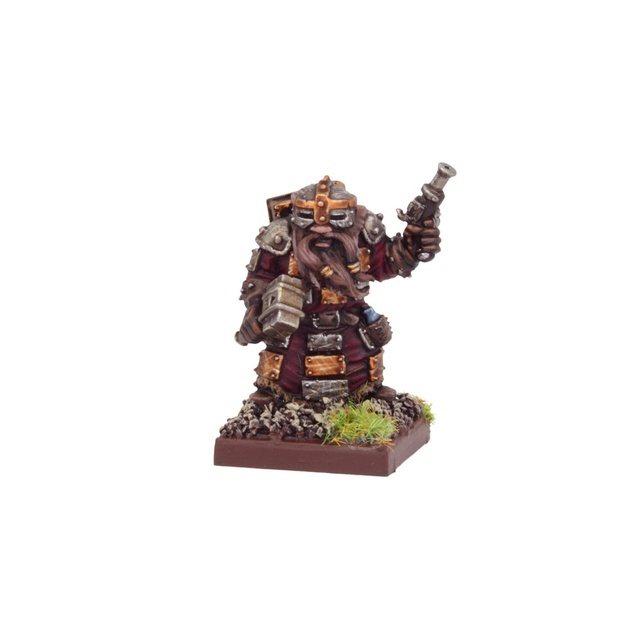 Kings of War Dwarf Warsmith