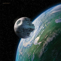 Star Wars - Death Star 2 Playmat