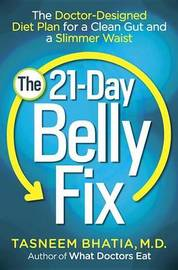 The Belly Fix by Dr Tasneem Bhatia