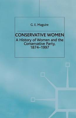 Conservative Women by G.E. Maguire
