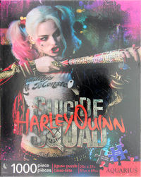 Suicide Squad: Harley Quinn - 1,000-Piece Puzzle
