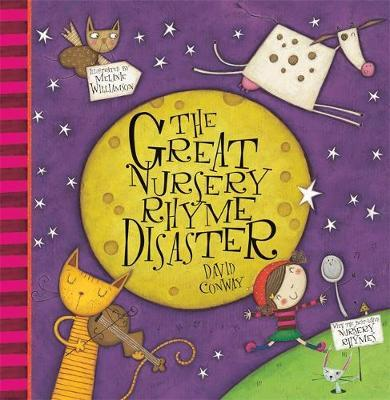 The Great Nursery Rhyme Disaster by David Conway image