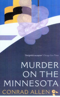 "Murder on the ""Minnesota"" by Conrad Allen image"