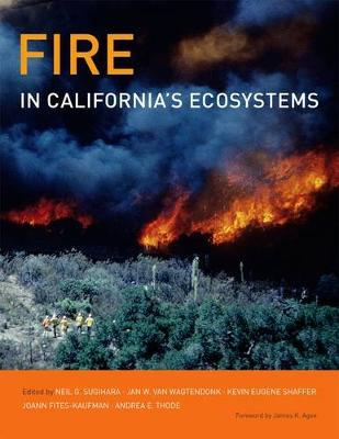 Fire in California's Ecosystems image