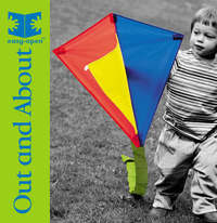 Out And About Board Book (Easy Open) by First Concepts image