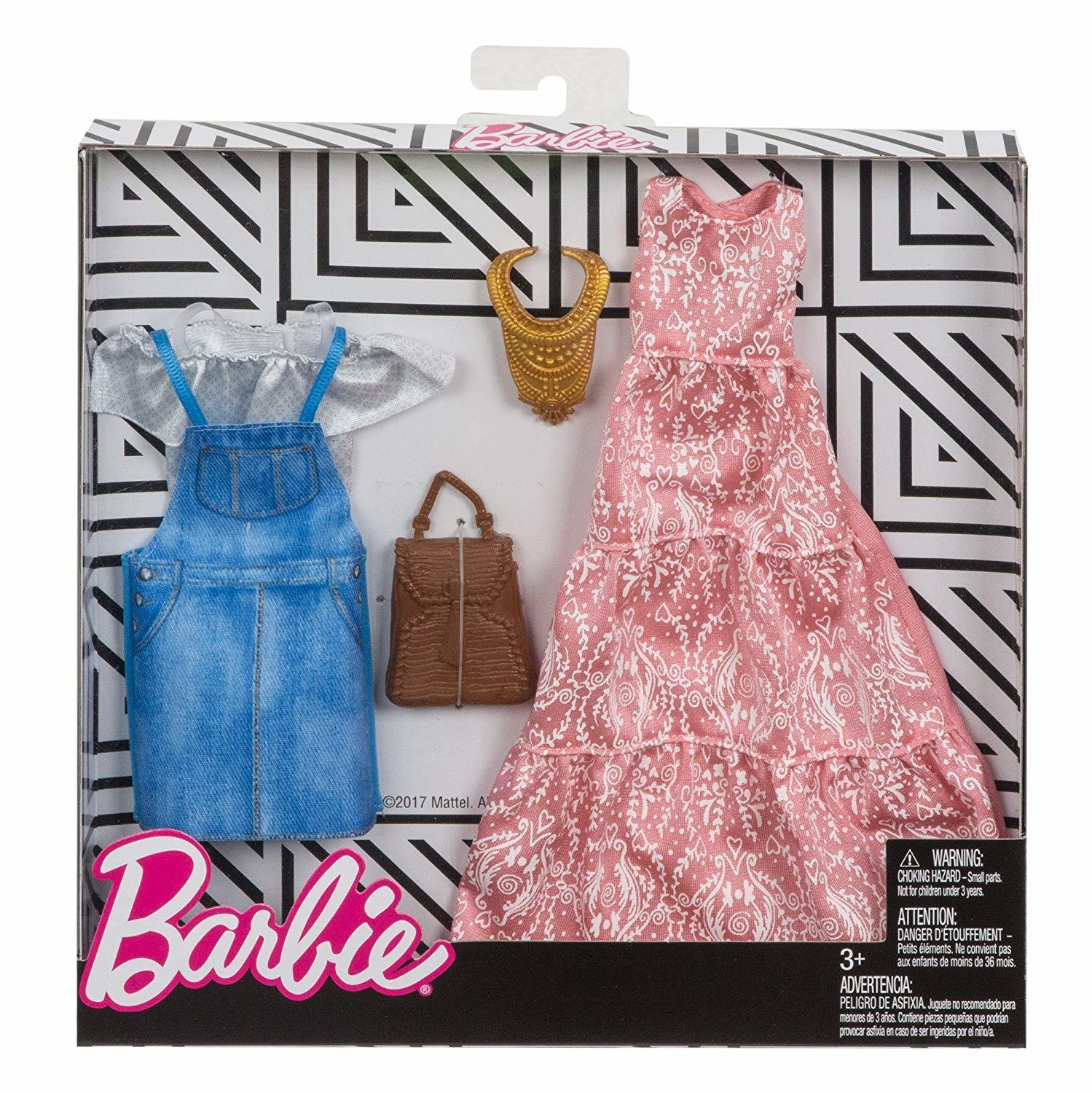 66de65777 Barbie: Fashion 2-Pack - Festival Favourites image ...