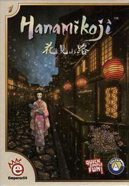 Hanamikoji - Card Game