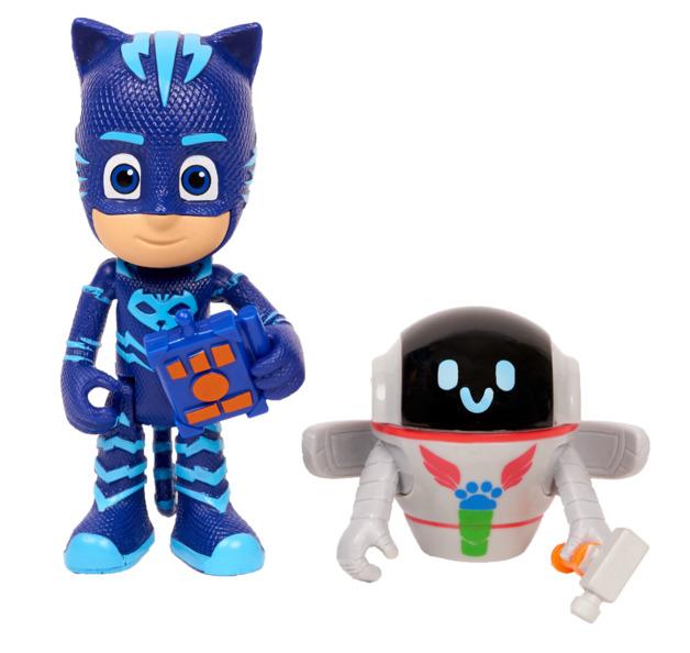 PJ Masks: Figure 2-Pack - Catboy & PJ Robot