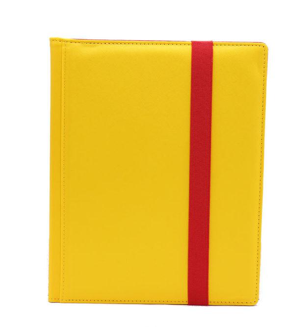 Dex Protection: The Dex Binder 9 - Yellow