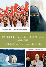 Political Ideologies and the Democratic Ideal by Terence Ball image