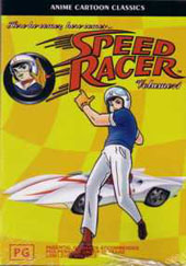 Speed Racer - Vol 1 on DVD
