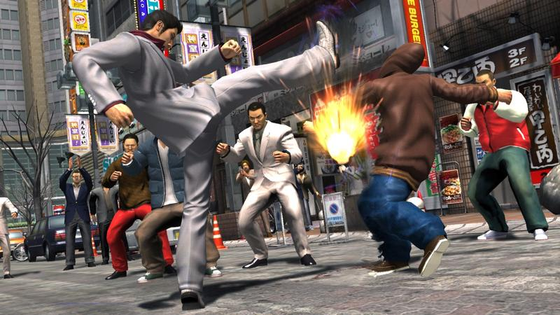 Yakuza 3 for PS3 image