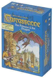 Carcassonne: The Princess and The Dragon Expansion image