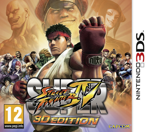 Super Street Fighter IV: 3D Edition for Nintendo 3DS