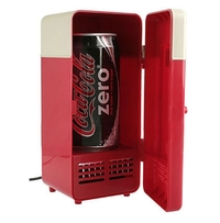 Satzuma USB Mini Retro Fridge