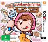 Cooking Mama: Bon Appetit! for Nintendo 3DS