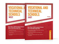 Vocational and Technical Schools Set 2010-2011 by Petersons Petersons image