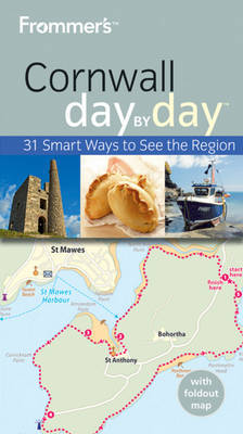 Frommer's Cornwall Day by Day by Sue Viccars image