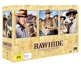 Rawhide - Complete Collection on DVD