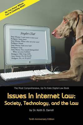 Issues in Internet Law by Keith B Darrell image