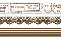 Kaisercraft: Timeless Printed Tape 3 Rolls