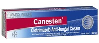 Canesten Topical Anti-Fungal Cream 20g
