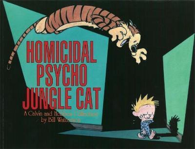 Homicidal Psycho Jungle Cat by Bill Watterson image
