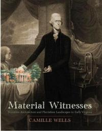 Material Witnesses by Camille Wells image