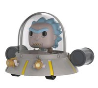 Rick and Morty - Rick's Ship Pop! Ride