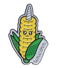 Sourpuss Uni-Corn Enamel Pin