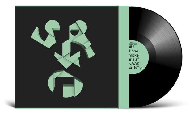 "Modeselektion Vol. 04 - #2 (12""LP) by Modeselektor"