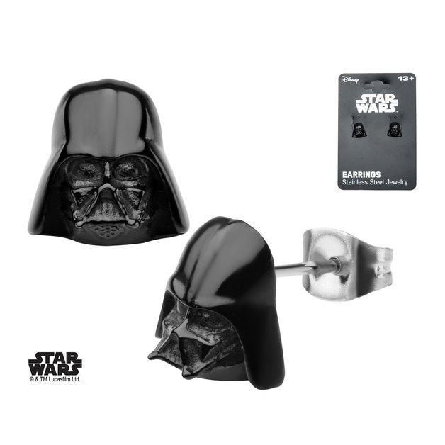 Star Wars: Darth Vader - Stud Earrings