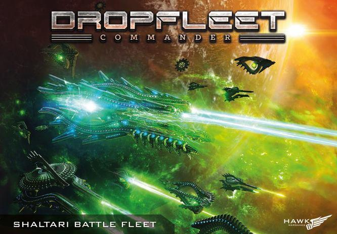 Dropfleet Commander: Shaltari - Battle-Fleet Box image