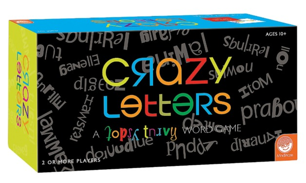 Crazy Letters - Board Game