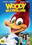 Woody Woodpecker on DVD