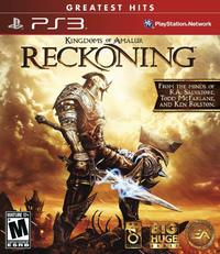 Kingdoms of Amalur: Reckoning for PS3