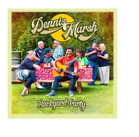 Backyard Party by Dennis Marsh image