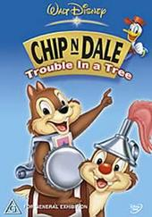 Chip N Dale - Trouble In A Tree on DVD