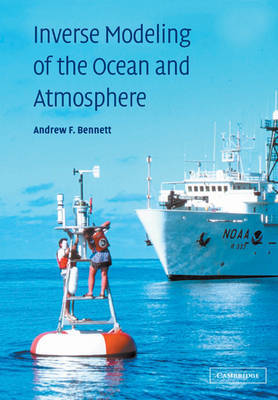 Inverse Modeling of the Ocean and Atmosphere by Andrew F. Bennett image