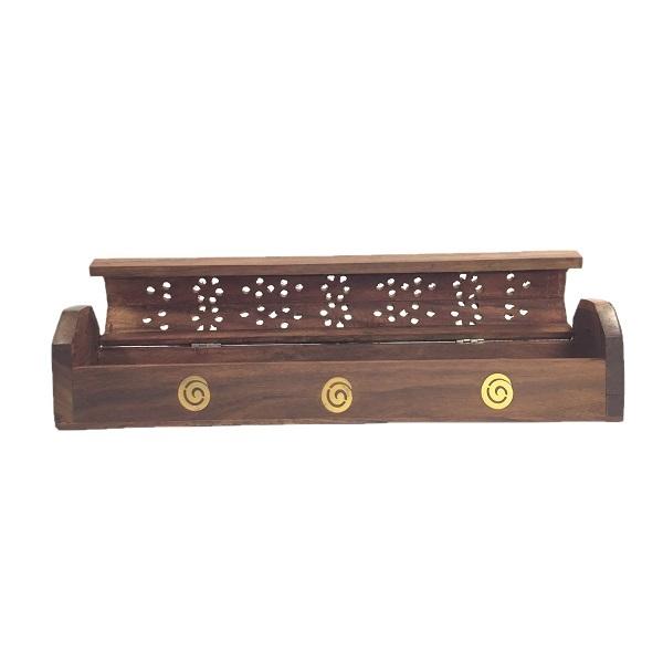 """Koru 12"""" Incense Box"""
