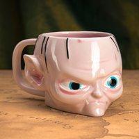 Lord Of The Rings: Gollum Shaped Mug