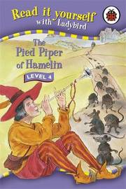 The Pied Piper of Hamelin by Ladybird