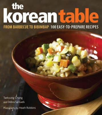 Korean Table by Taekyung Chung image