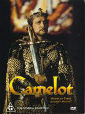 Camelot on DVD