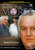 Inspector Morse - Dying To Leave on DVD