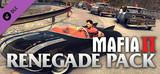 Mafia II Renegade Pack DLC code - Xbox 360