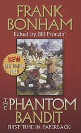 The Phantom Bandit by Frank Bonham image