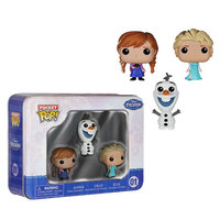 Frozen Pocket Pop! Mini Vinyl Figure Tin Set (3 Pack)