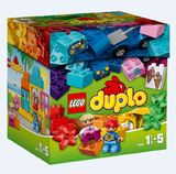 LEGO Duplo - Creative Building Box (10618)